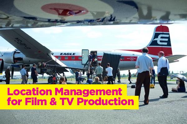 NFTS Launches Location Management Certificate Course | NFTS