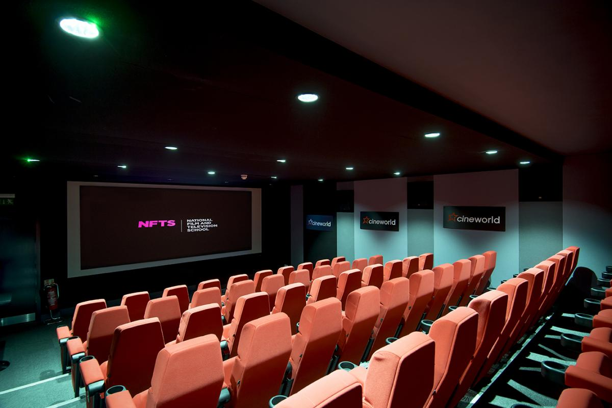 Pic of one of NFTS cinemas