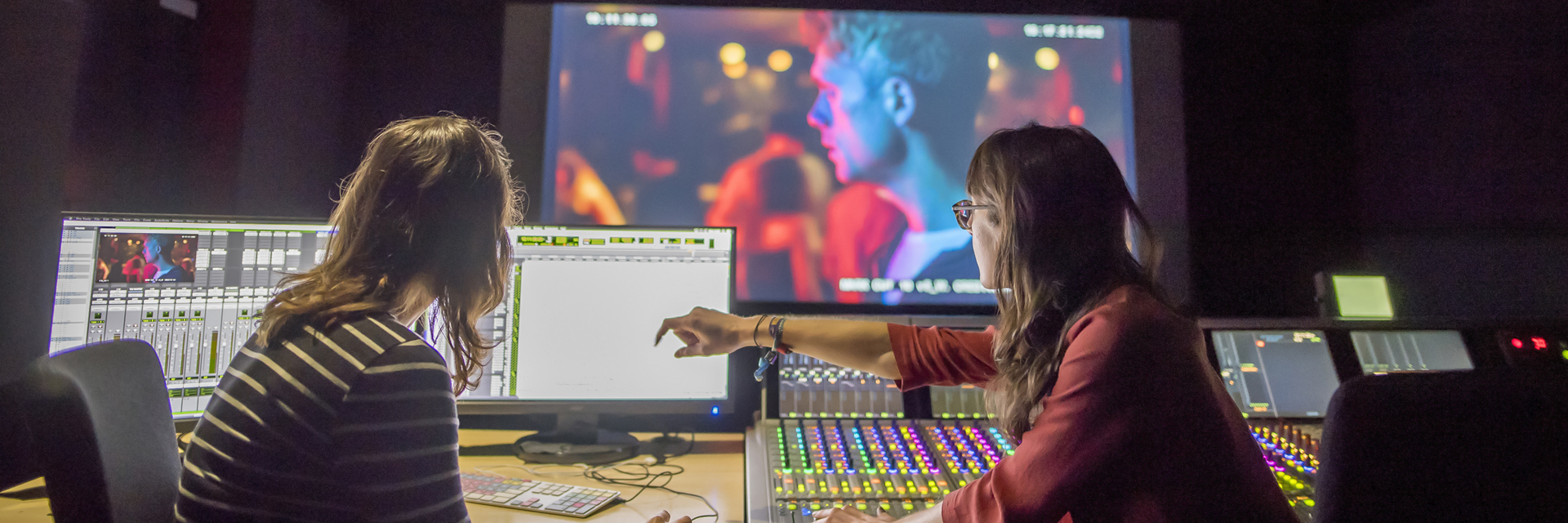 Sound Design for Film and Television  28d53a19b68