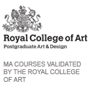 Courses validated by the Royal College of Art